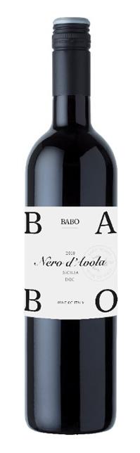 2018 BABO Nero dAvola D.O.C