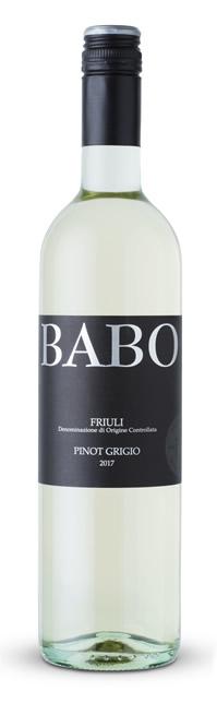2019 BABO Pinot Grigio D.O.C