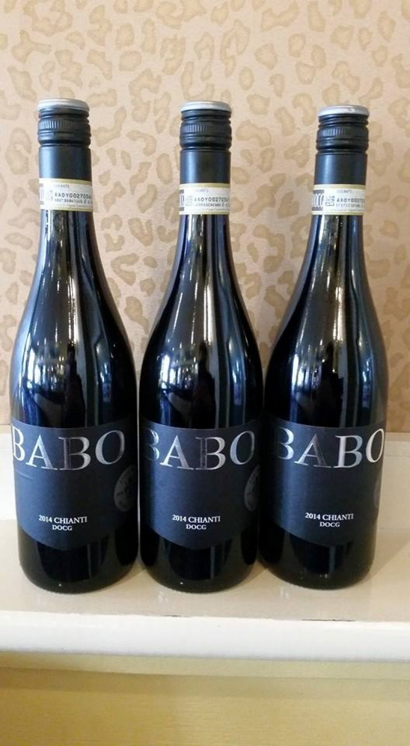 BABO becomes the first Chianti in Australia with a Screw Cap